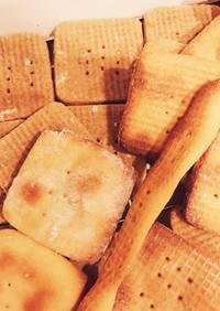 【犬用】米粉とハトムギのクッキー