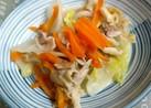 クィーンクック☆豚と白菜のミルフィーユ