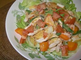 バリで食べた❤ガドガト風サラダ