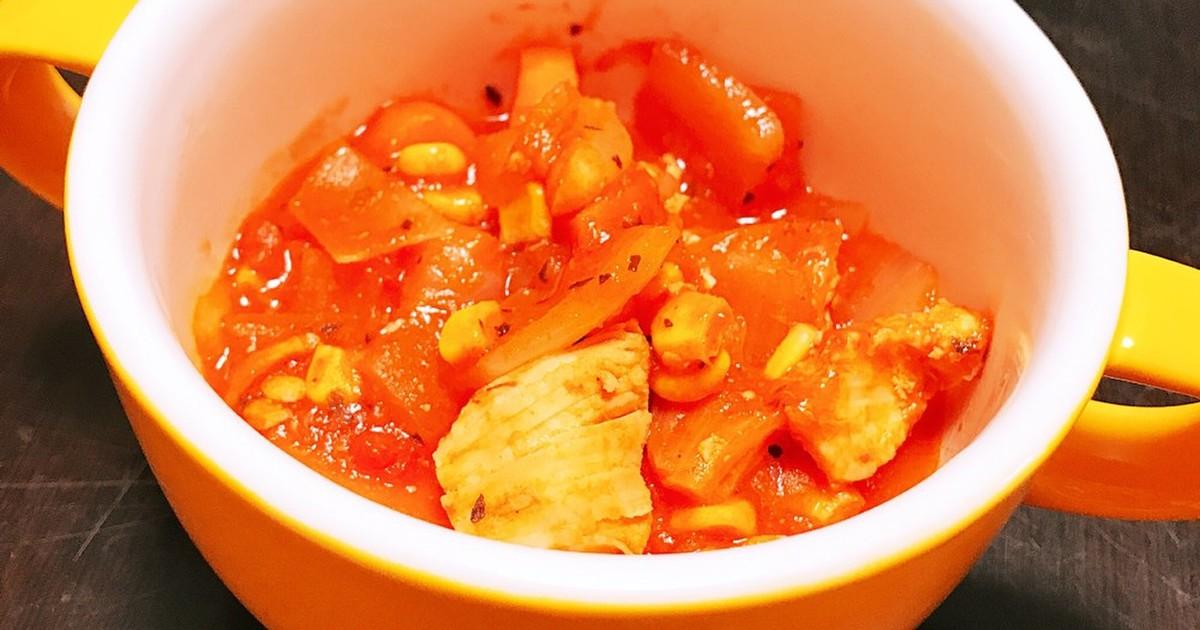 スープ トマト チキン 大当たり!コストコフードコートのチキントマトビスクはがぶがぶ飲める