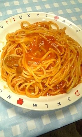簡単お店の味!!ミートスパゲッティー