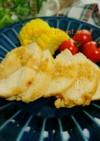 10分で!鶏むね肉の梅味噌チャーシュー
