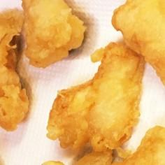 簡単☆とり天☆鶏胸肉orササミ