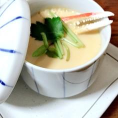李錦記オイスターソースで茶碗蒸し