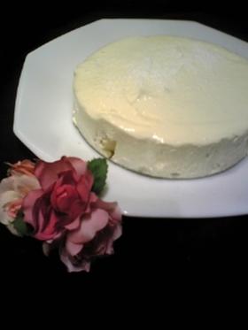 簡単★濃厚チーズケーキ★