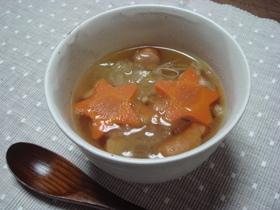 子供も大好き野菜スープ