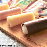 スライス生チョコで簡単★チョコおはぎ