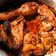 美味しい焼きチキン「ハンガリー料理」