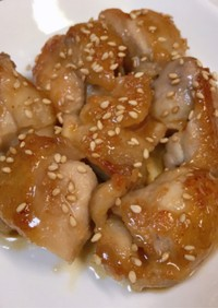 簡単‼鶏のサッパリ炒め