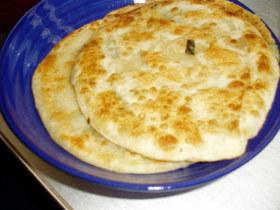 葱油餅(ツォンーヨービン)
