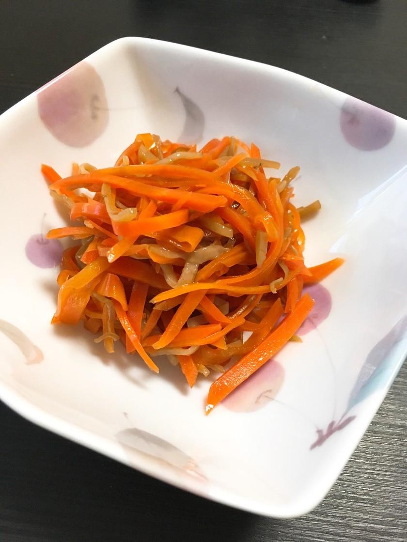 全国の味 いか人参(福島県郷土料理)