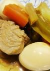 簡単&適当♪圧力鍋で豚ヒレ肉の角煮