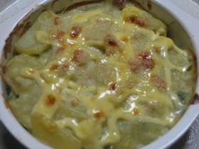 【ひとりランチ】豆乳アボカドドリア