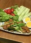 雑な男料理:鶏もも肉の甘辛煮!!