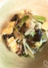 ひき肉と新生姜のそぼろ炒め〜酢豚風