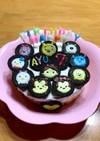 誕生日 ケーキ ツムツム 白雪姫