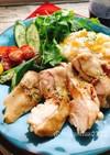 とうもろこしご飯の海南鶏飯(動画有)