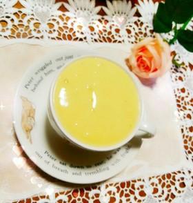 【朝食に】マンゴーホットスムージー