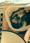 離乳食☆レンジで簡単ベビー用海苔の佃煮