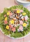 敬老の日に☆ひじきの煮物の簡単ちらし寿司