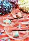 レンジで簡単和菓子★ねりきりの紫陽花