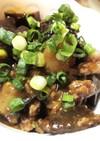 麻婆豆腐の素で麻婆茄子★