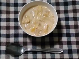 ダイエットにぴったり 豆乳スープ