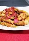 夏バテに野菜の肉巻き香味ソース