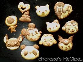 キャラクタークッキー