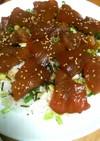 郷土料理「てこね寿司」
