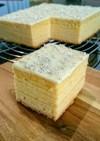 ピーナッツバター香るバームクーヘン