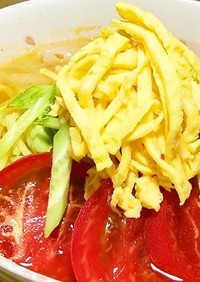 韓国冷麺のたれ