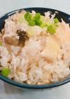 簡単!鮎の炊き込みご飯