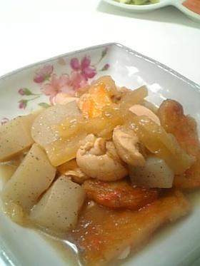 簡単♥コンニャクでヘルシー美味しい煮物♥