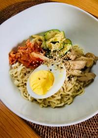 サッポロ一番 冷やし麺〜韓国風〜