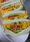八百屋さんのサンドイッチ