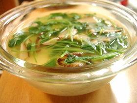 土鍋でワンボウル茶碗蒸し