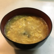 卵味噌汁(三食でも飽きない超簡単卵料理)の写真