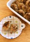 【お弁当惣菜】基本のキャベツハンバーグ