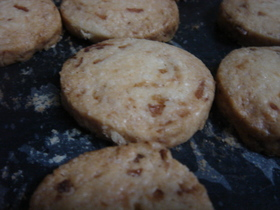 さっくり☆柚子香るクッキー