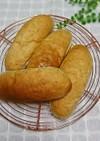 ふわふわのライ麦配合のコッペパン