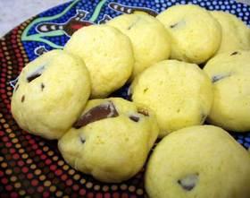 レンジでクッキー☆スタバの味☆