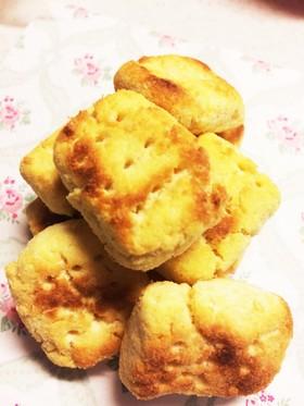 糖質制限☆おからバタークッキー