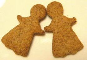 ヘルシー☆全粒粉シナモンクッキー