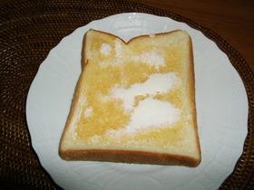 シュガー&フレッシュトースト