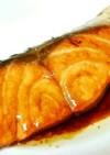 身がふっくら☆鮭の照り焼き♥簡単☆時短☆
