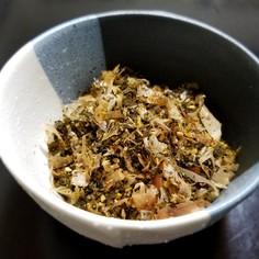 【5分で簡単❗】茶殻のふりかけ