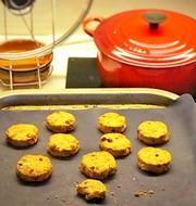 サクサク美味しいGFプロテインクッキーの写真