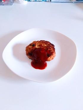 大好きなシンプル美味しいハンバーグ!