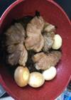 簡単に柔らかく美味しい煮豚。